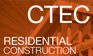 CTEC Residential Construction - orange background