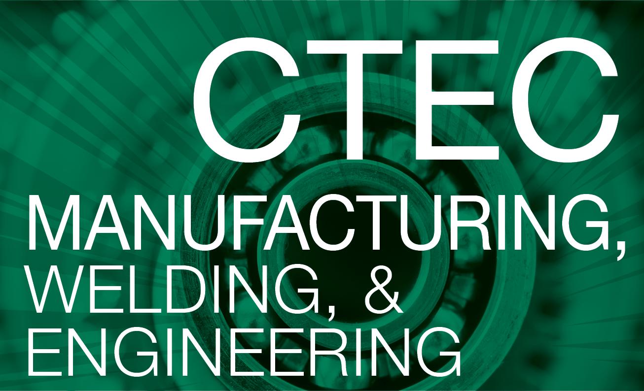 CTEC Manufacturing, Welding, & Engineering - green background