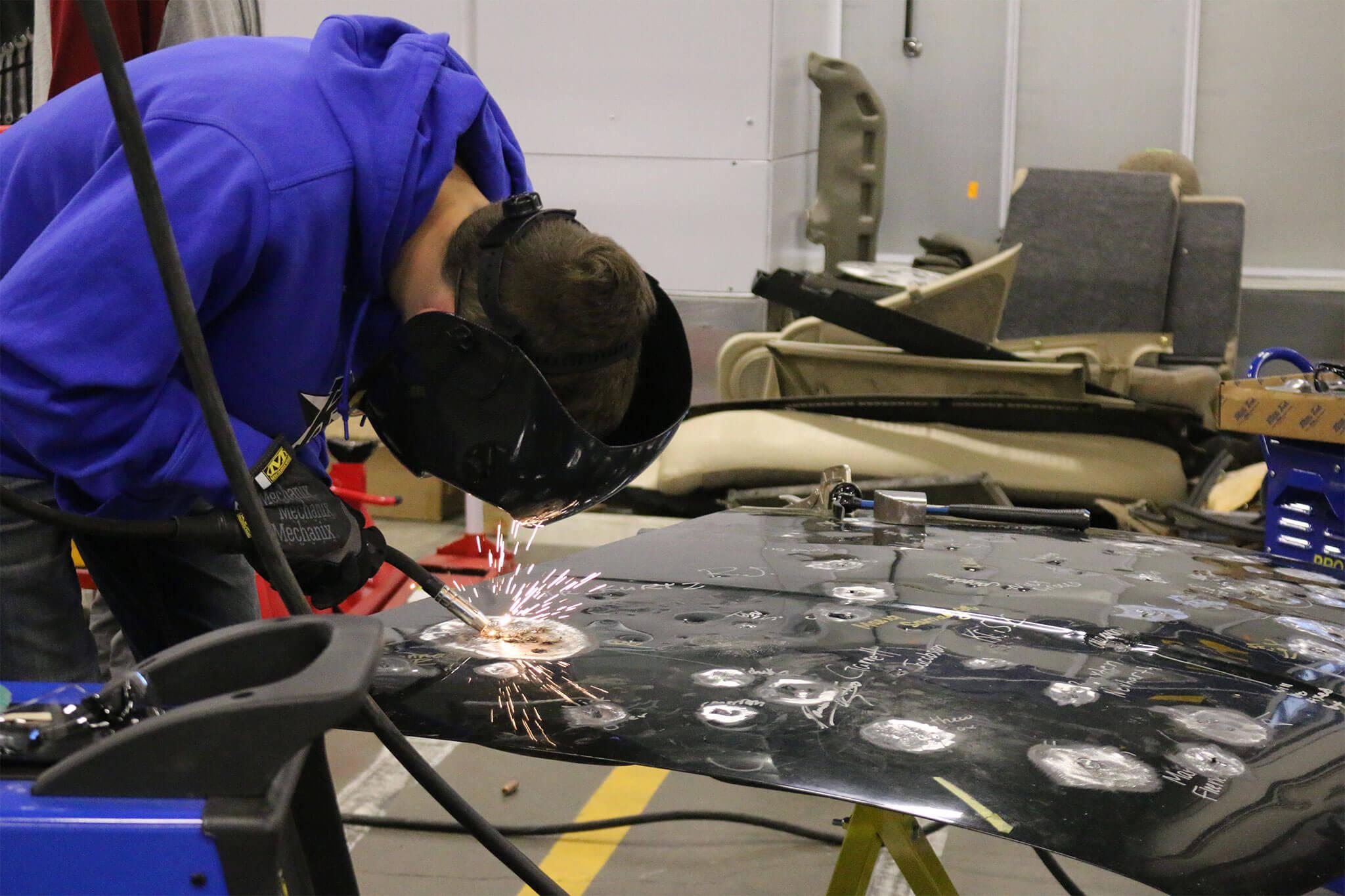 Auto Body Repair and Painting - CTEC