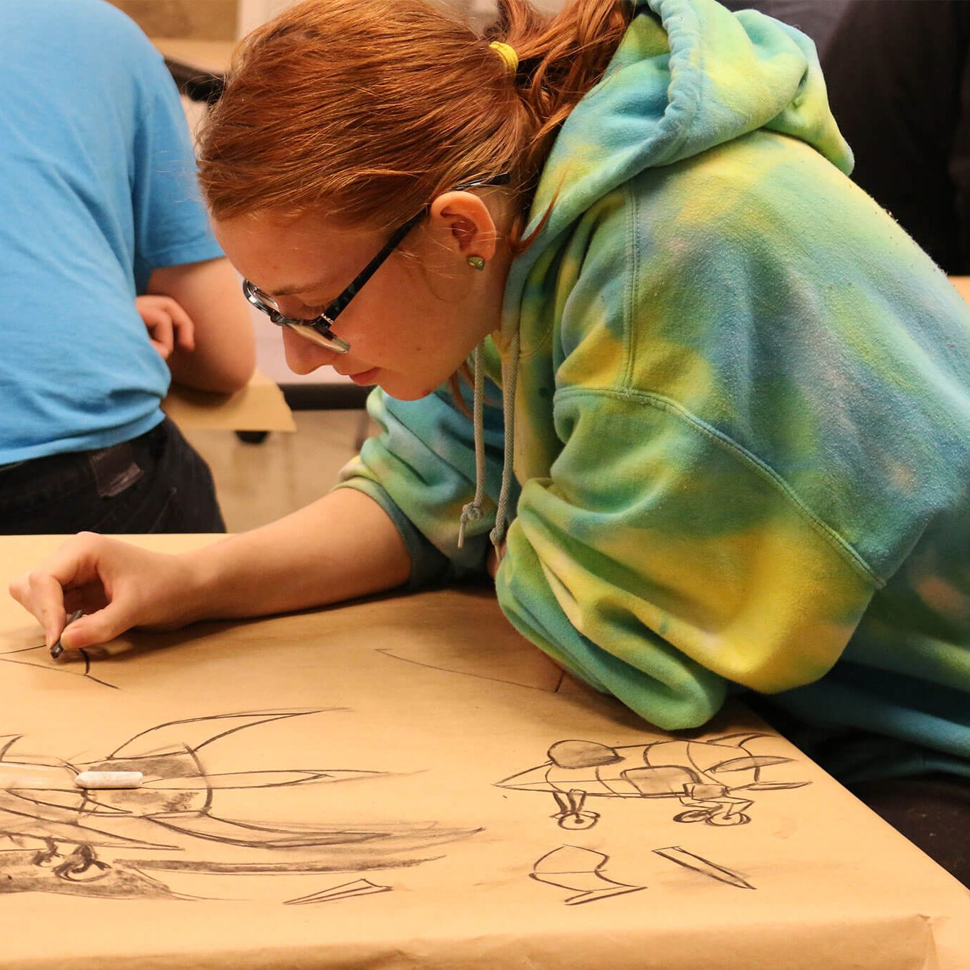 Video and Game Design Animation. CTEC Career Technical Education Center through Salem-Keizer Public Schools prepares students for high-skill, high-wage, and high-demand careers, while developing the professional skills, technical knowledge, academic foundation and real-world experience to assure their success upon graduation.